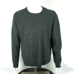 Vince Mens Pullover Sweater Cashmere Crew Neck